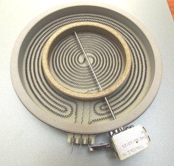 Ремонт одноконфорочной плиты