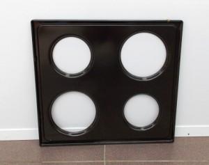 рабочий стол коричневый электроплиты ЗВИ