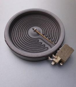 конфорка стеклокераммическая 10.56111.04 для электроплит ЗВИ