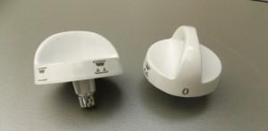 ручка белая от духовки ЗВИ к переключателю 2ПМ 16-5-08