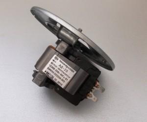 мотор-вентилятор жарочного шкафа электроплиты ЗВИ