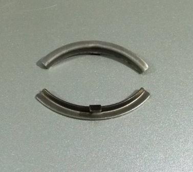 металлические скобы для уплотнителя дверки духовки плиты ЗВИ