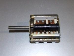 семипозиционный переключатель мощности конфорок электроплиты Электра