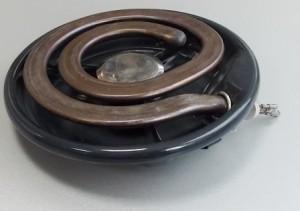 конфорка спиральная с чашей в комплекте для электроплит Мечта