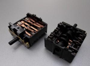 переключатель мощности 5-ти позиционный для тэн-конфорок плит МЕЧТА