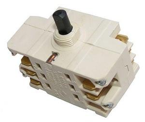 7-ми позиционный переключатель мощности конофрок плит Аристон